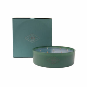 HiB Scented Candle - Patina Green - Cypress - D25